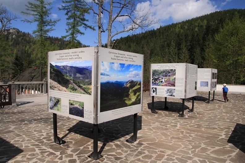 21-IMG 9865 -- Kuźnice. Wystawa przybliżająca górnicze tradycje w Tatrach