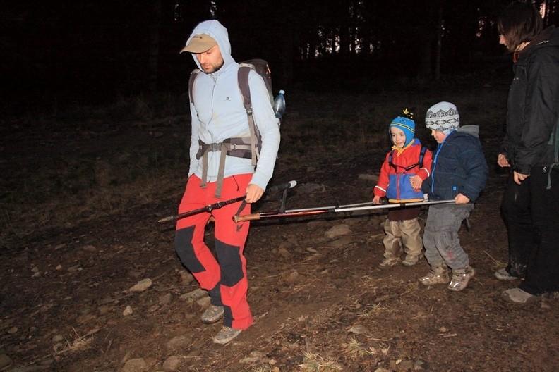 51-IMG 1617 -- Leśny zaprzęg – kursuje do późnych godzin wieczornych
