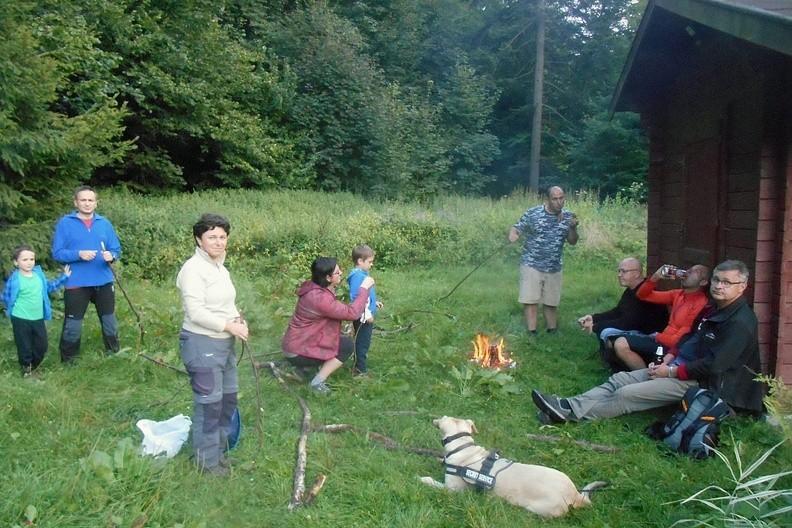 06-DSCN1628-jerzy -- Ognisko w dolinie [Fot. Jerzy G.]