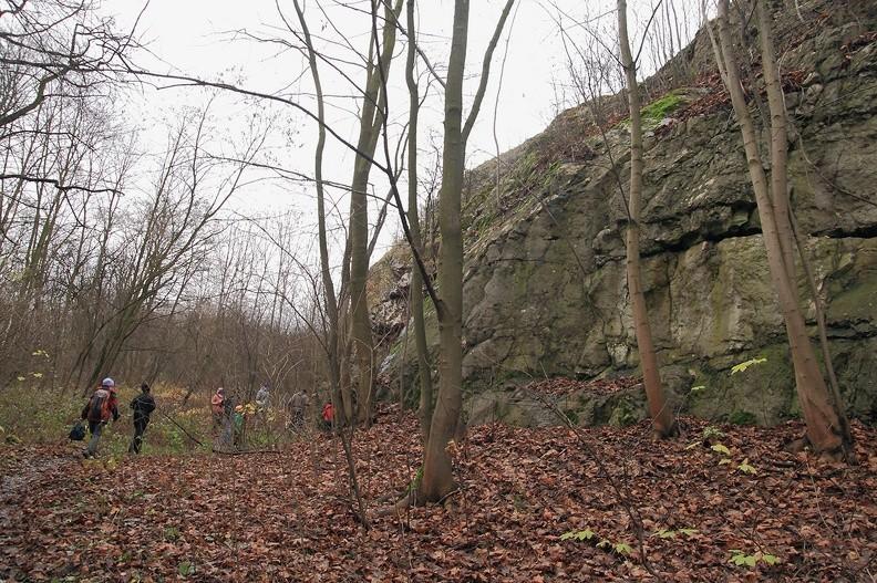 42-IMG 0154 -- Okrążając wzgórze, znaleźliśmy się po stronie Wisły